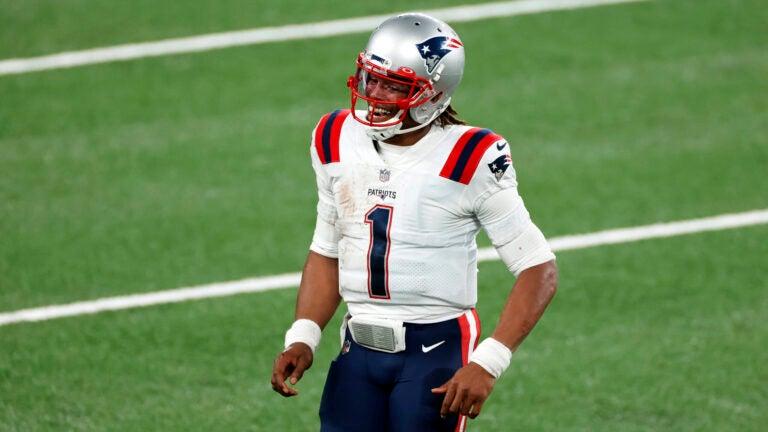 Cam Newton Patriots comeback