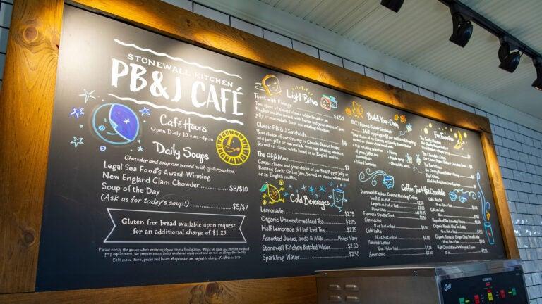 PB&J Café by Stonewall Kitchen