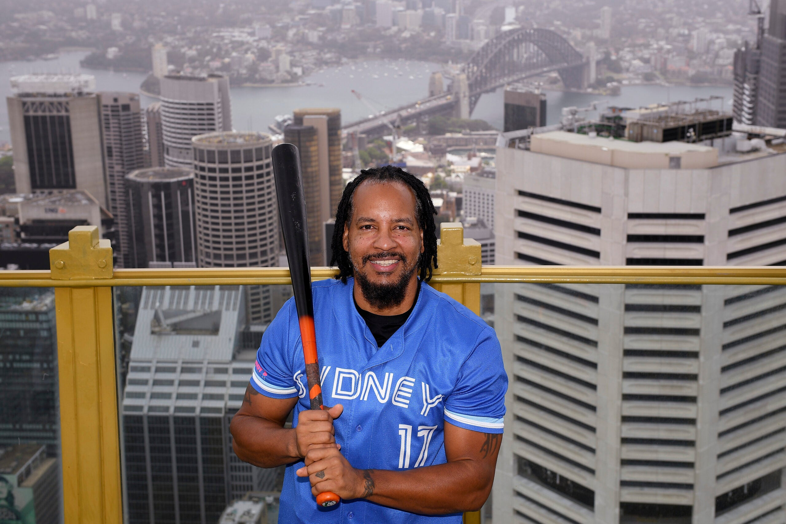 Manny Ramirez Australia Sydney