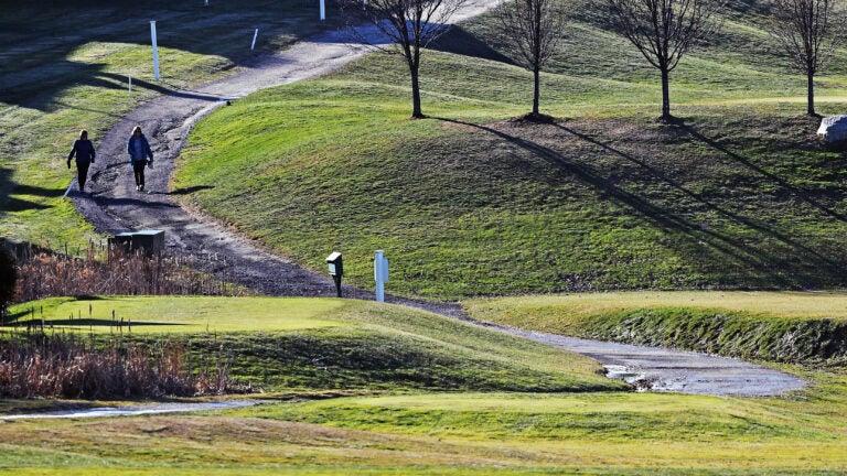 Merrimack Valley Golf Club in Methuen