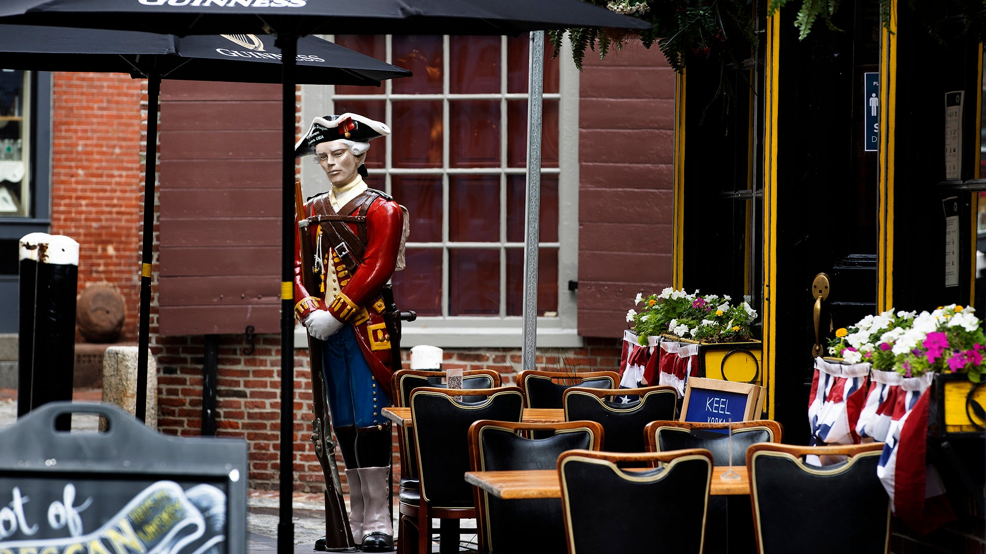Boston dining in 2020