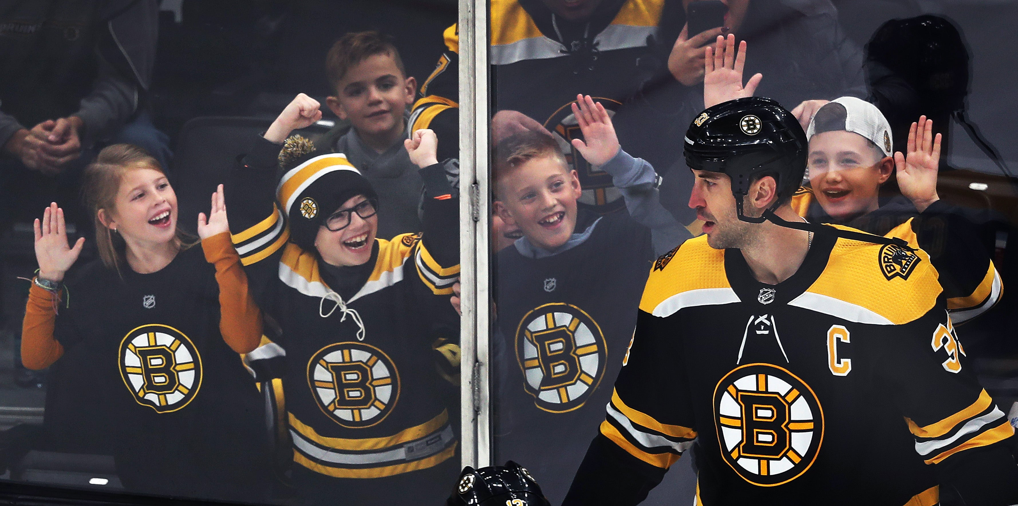 Zdeno Chara Bruins Captain