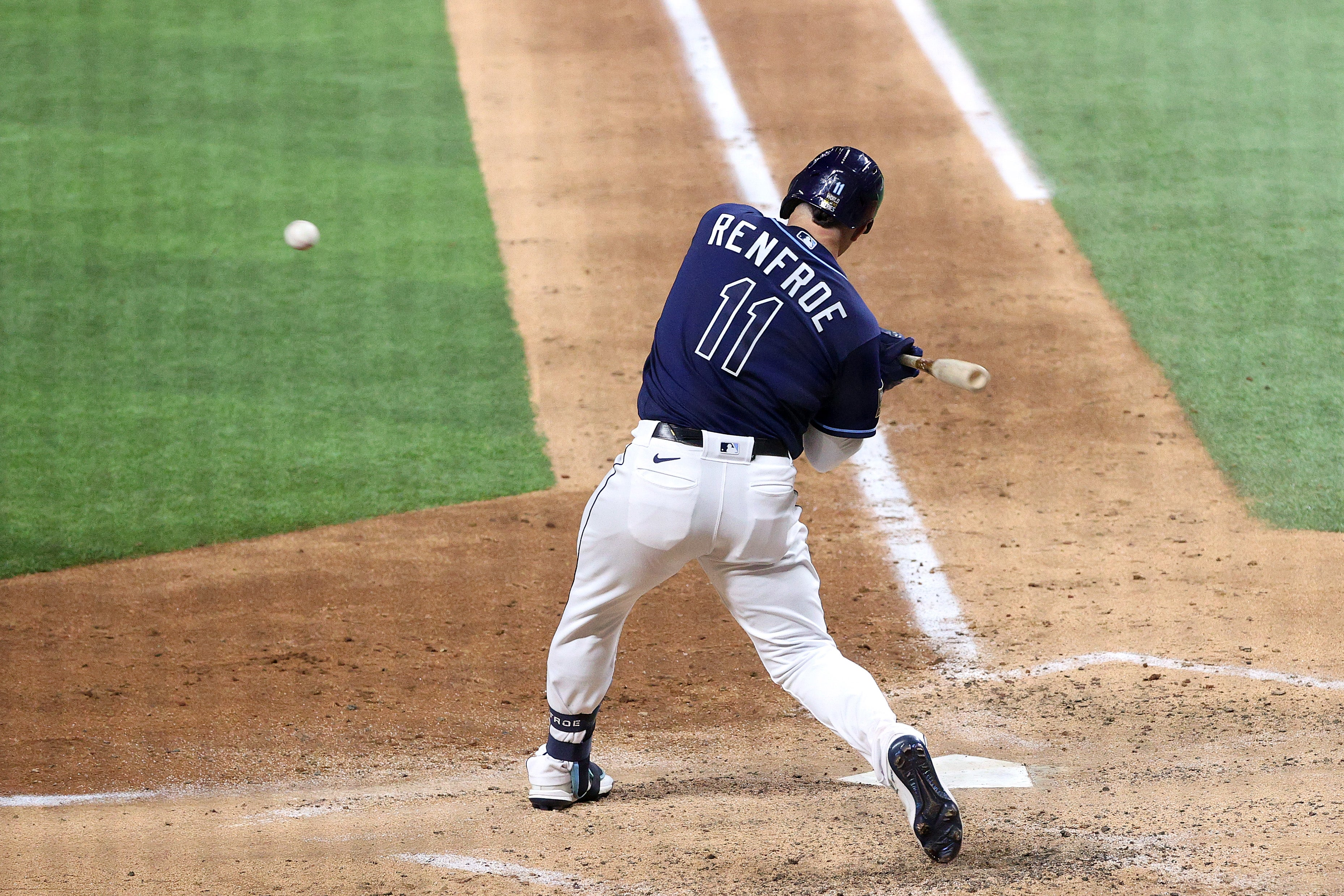 Hunter Renfroe things to know