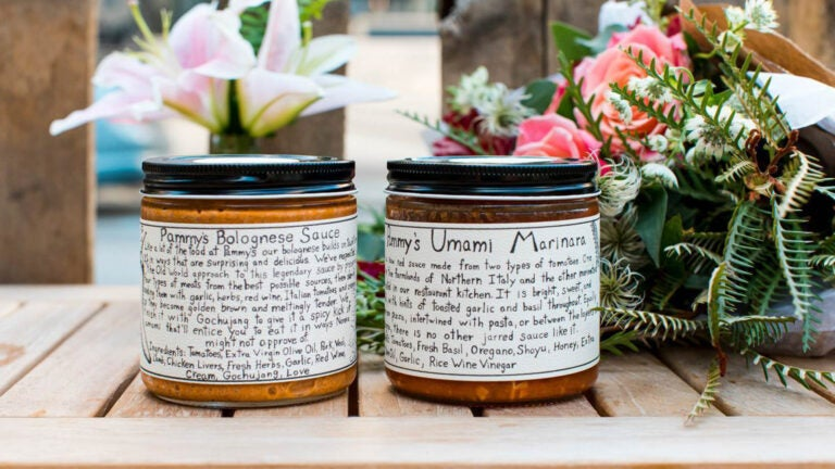 Sauces from Pammy's
