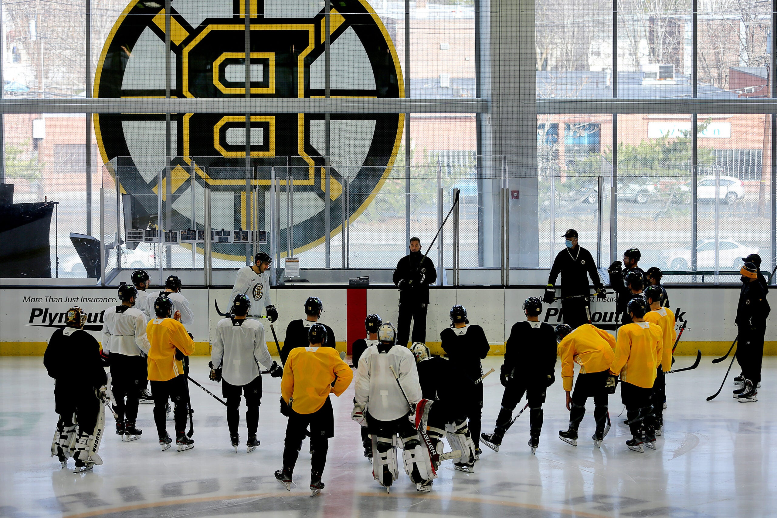 Boston Bruins 2021 season