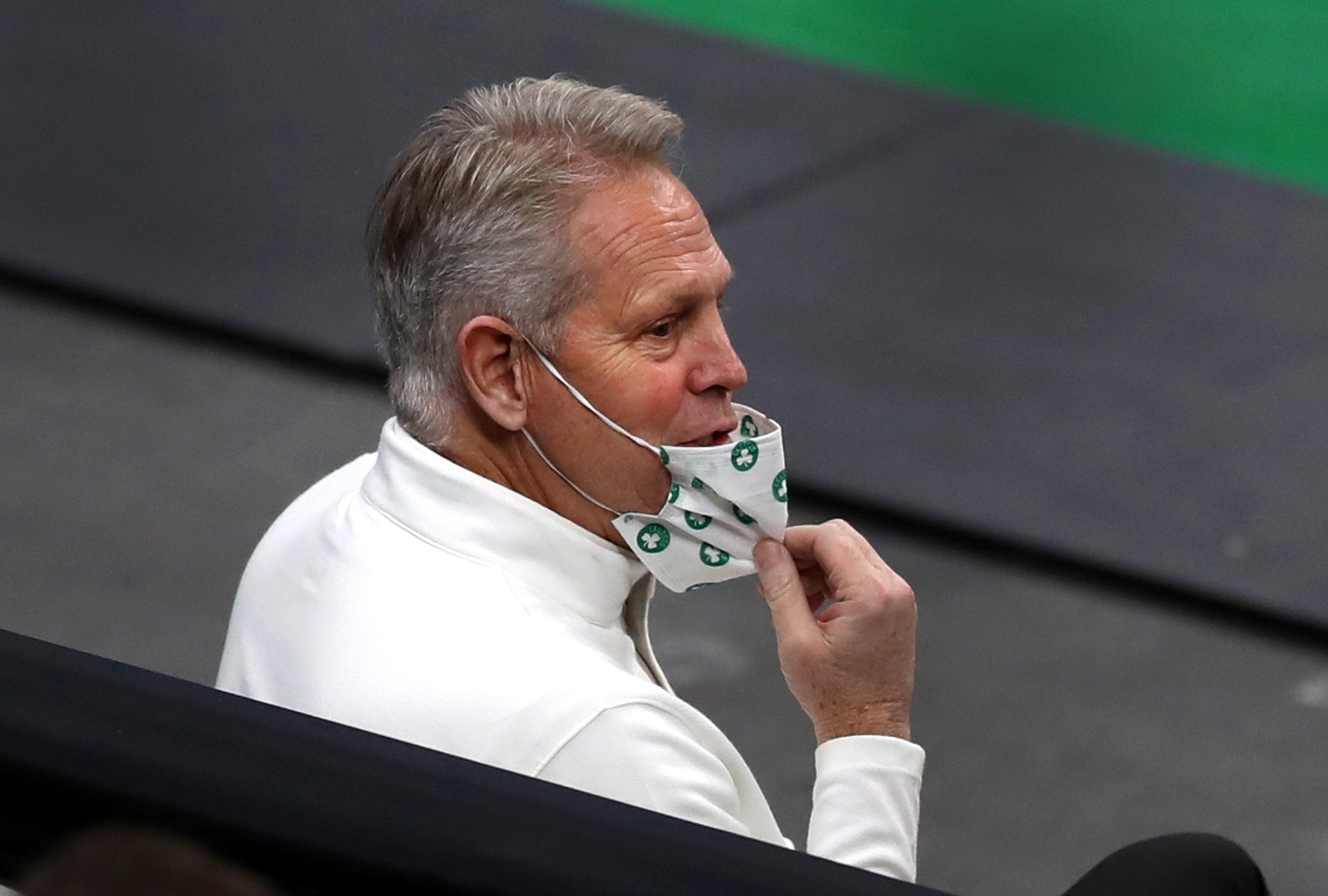 Danny Ainge Celtics