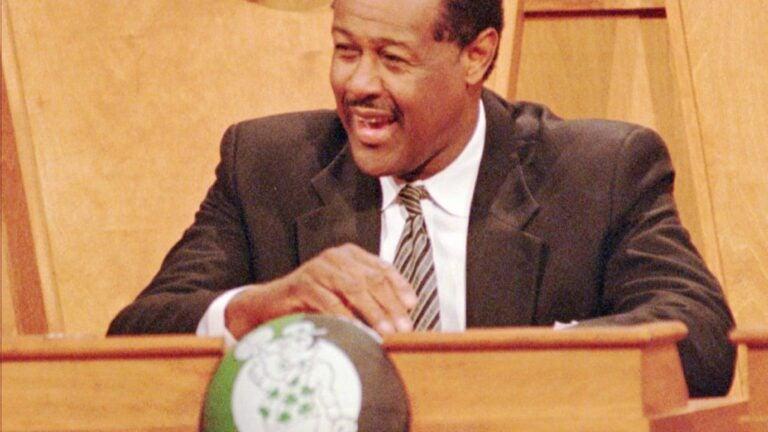 1997 Celtics NBA Lottery