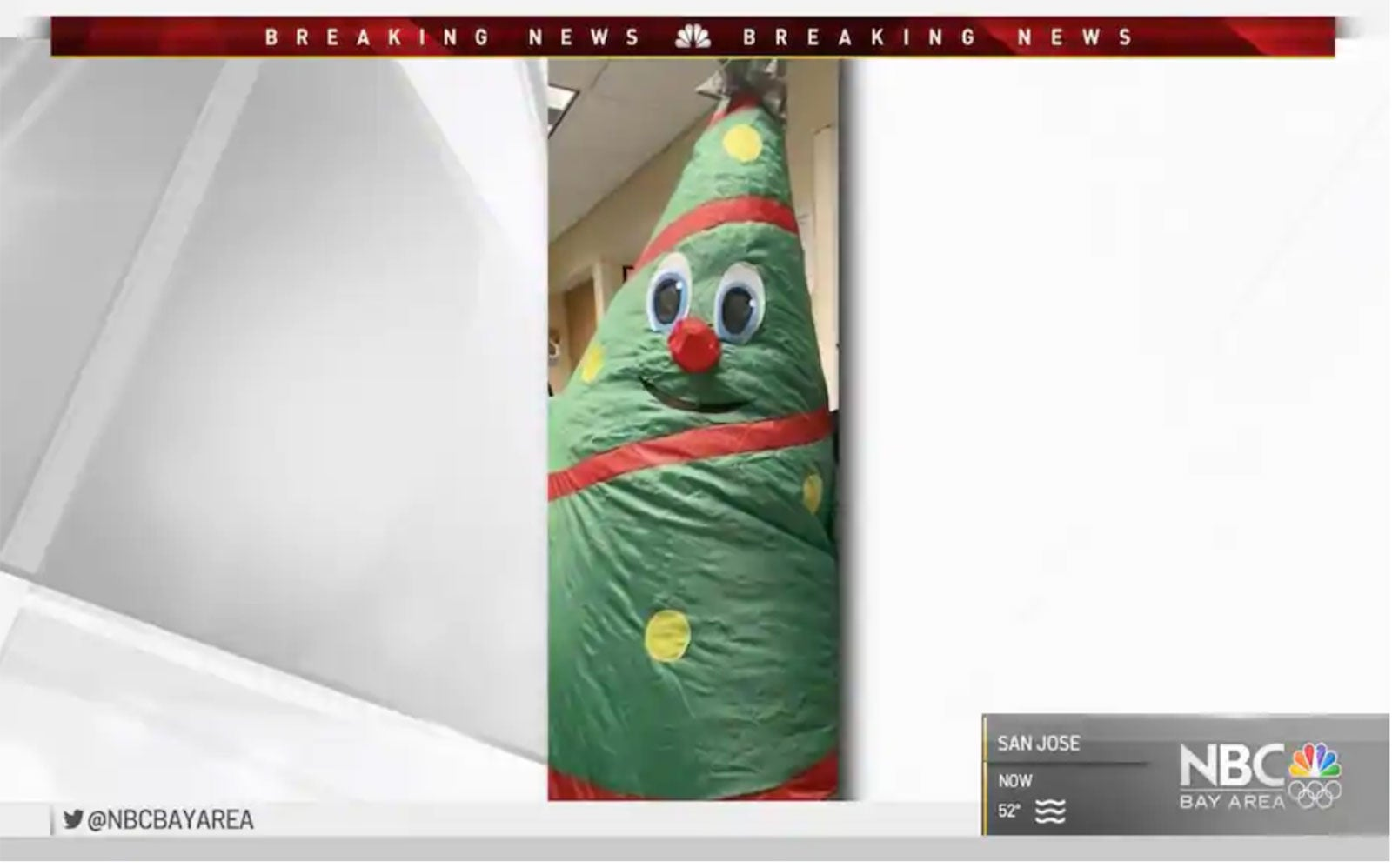 inflatable costume covid