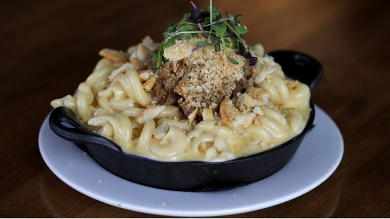 Mac and cheese at Stillwater