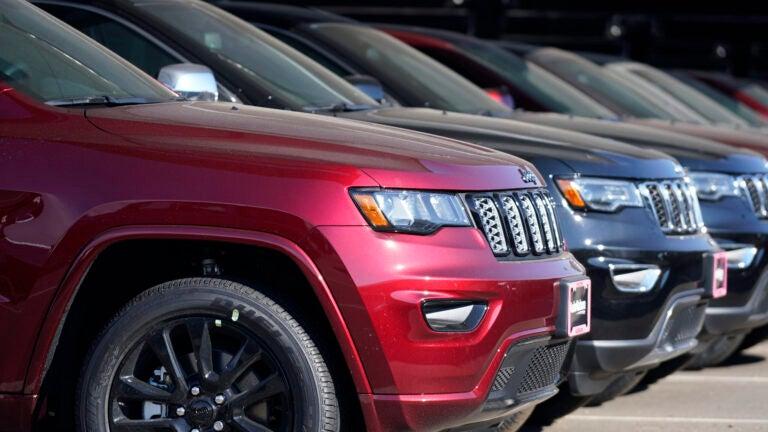 Jeep Grand Cherokees
