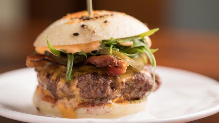 The Shojonator Burger at Shojo