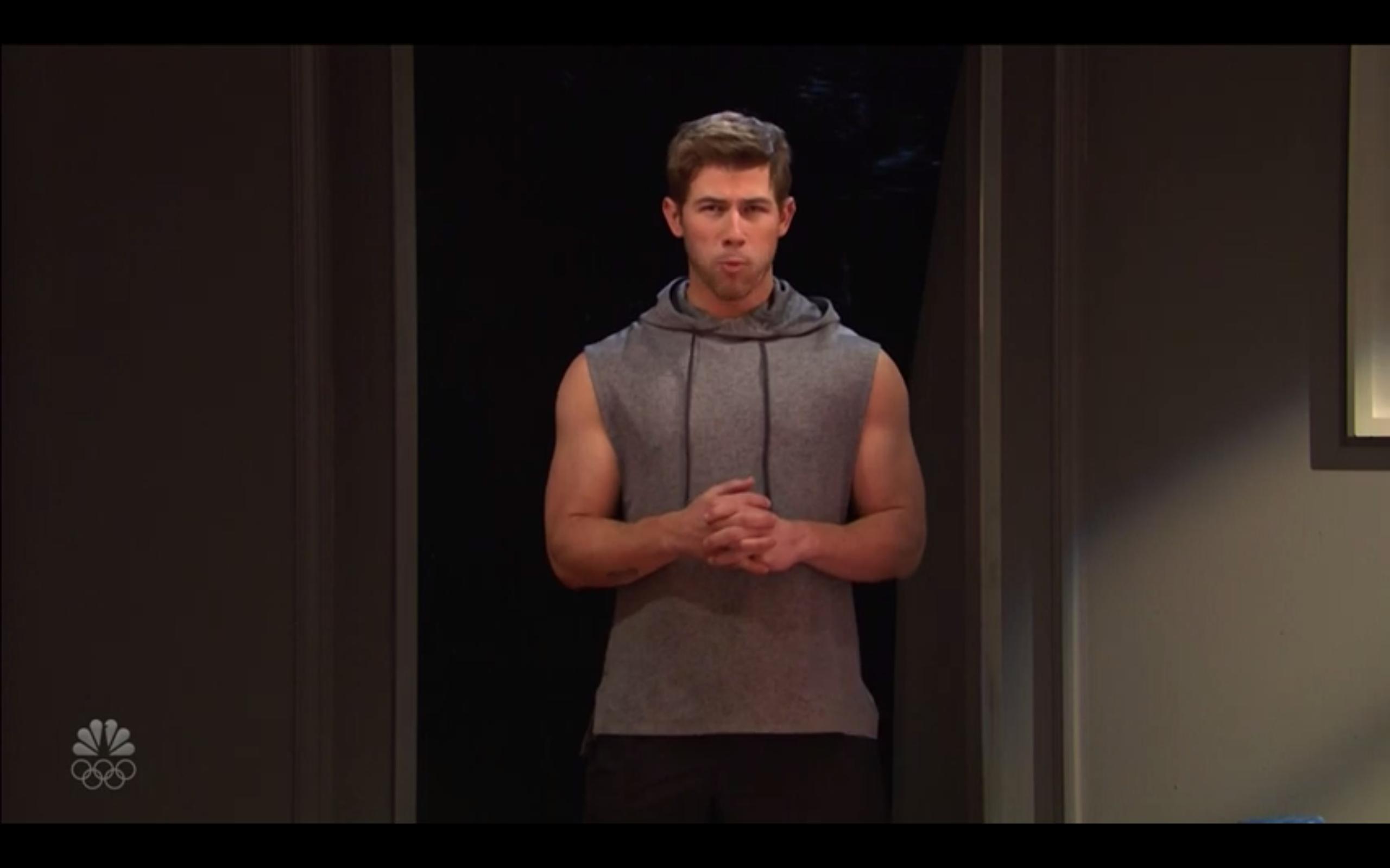 """Nick Jonas on """"Saturday Night Live."""""""