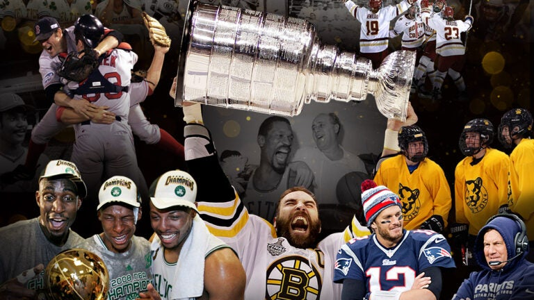 Boston Bracket: Vote for Boston's Greatest Team