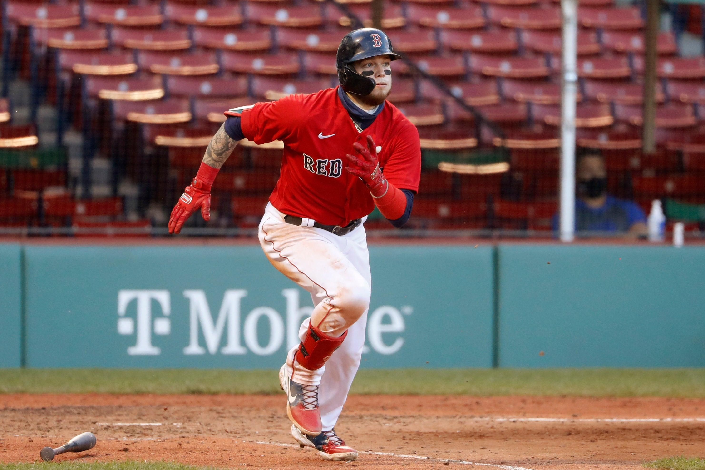Red Sox Alex Verdugo
