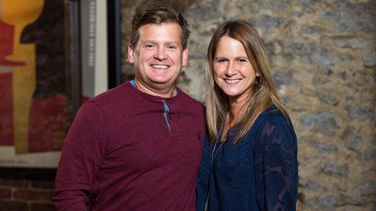 Josh and Jen Ziskin