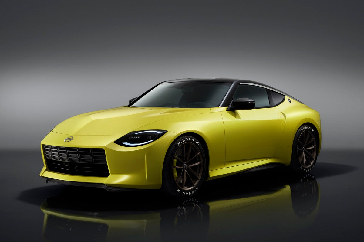 The 2022 Nissan Z400.
