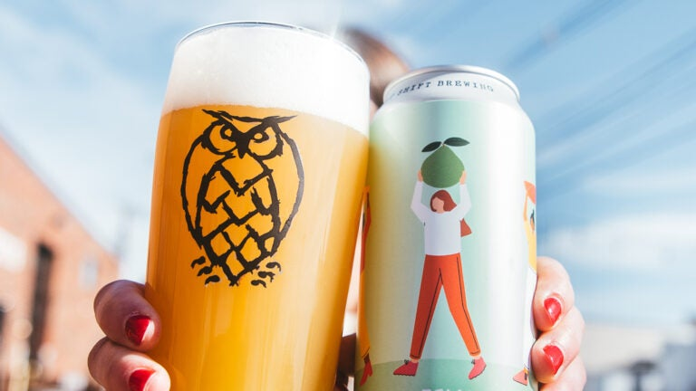 Strong Female Lead by Night Shift Brewing