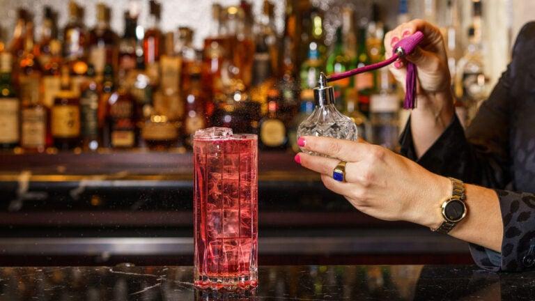Cocktail at Trifecta