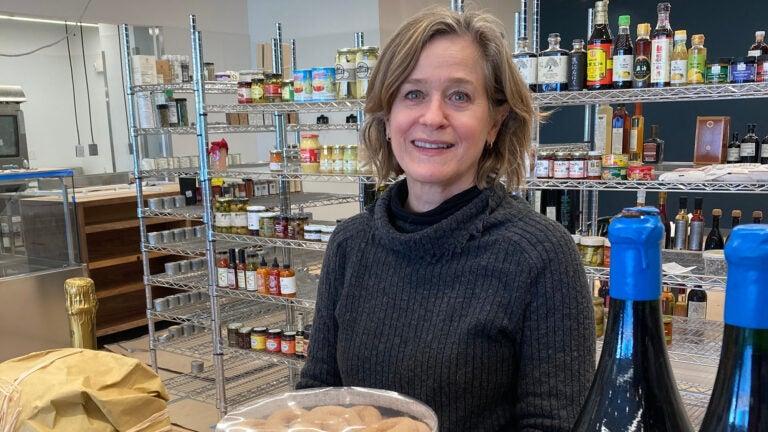 Valerie Gurdal of Formaggio Kitchen