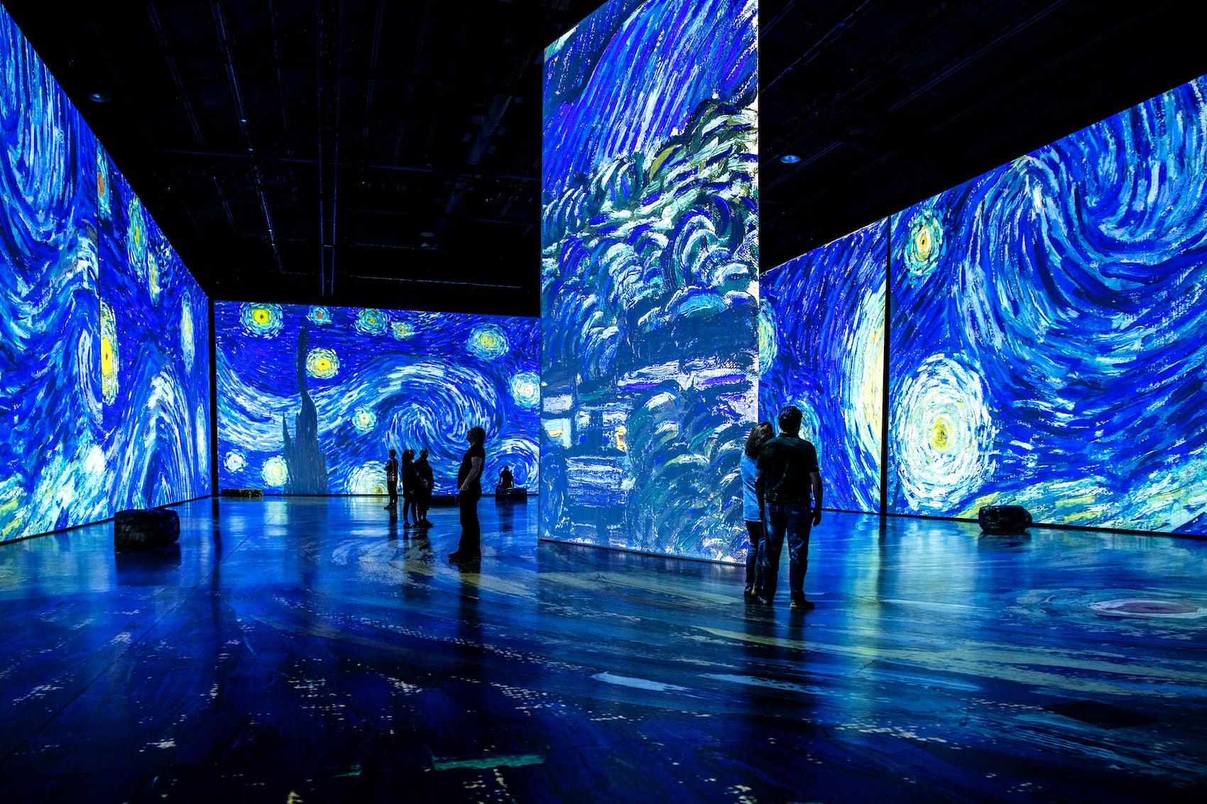 Imagine Van Gogh Boston