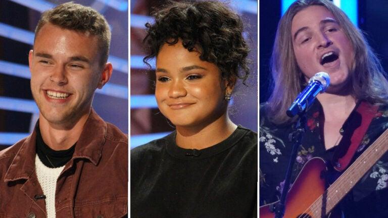 american idol massachusetts contestants