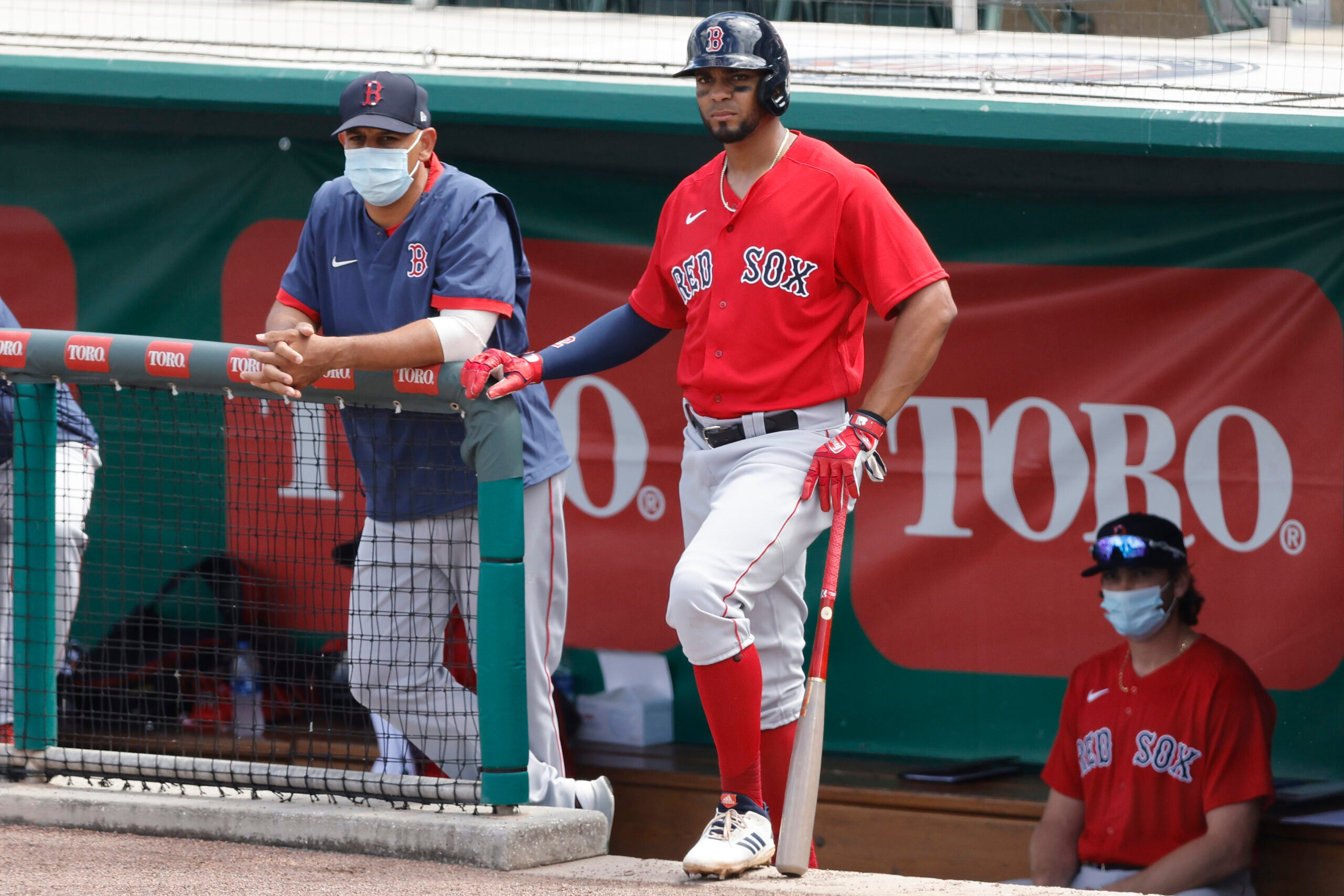 Xander Bogaerts Red Sox