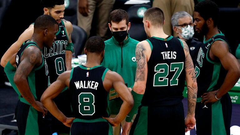 Boston Celtics Brad Stevens
