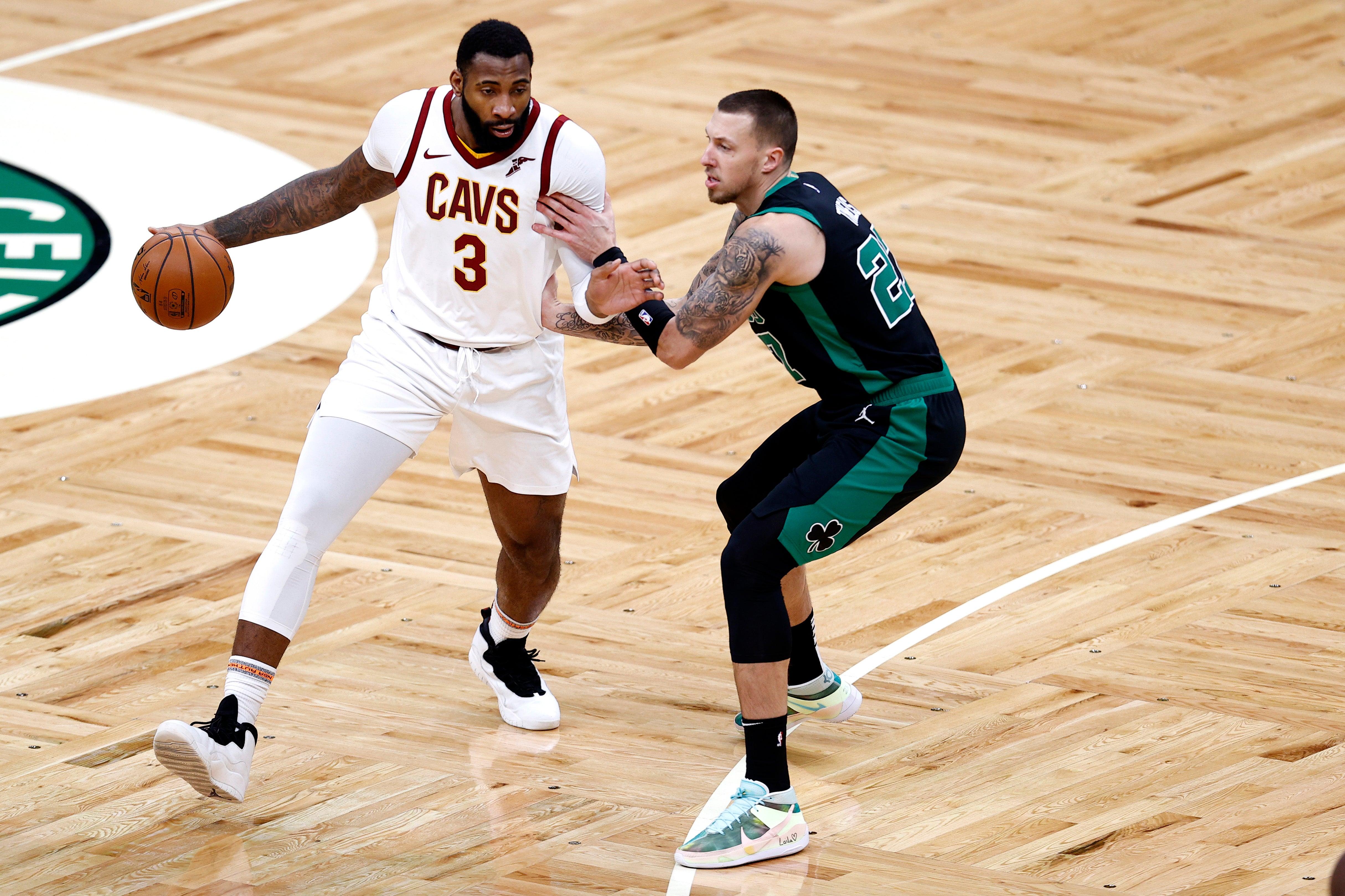 Andre Drummond Celtics