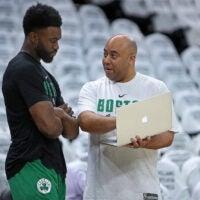 Micah Shrewsberry Celtics Penn State
