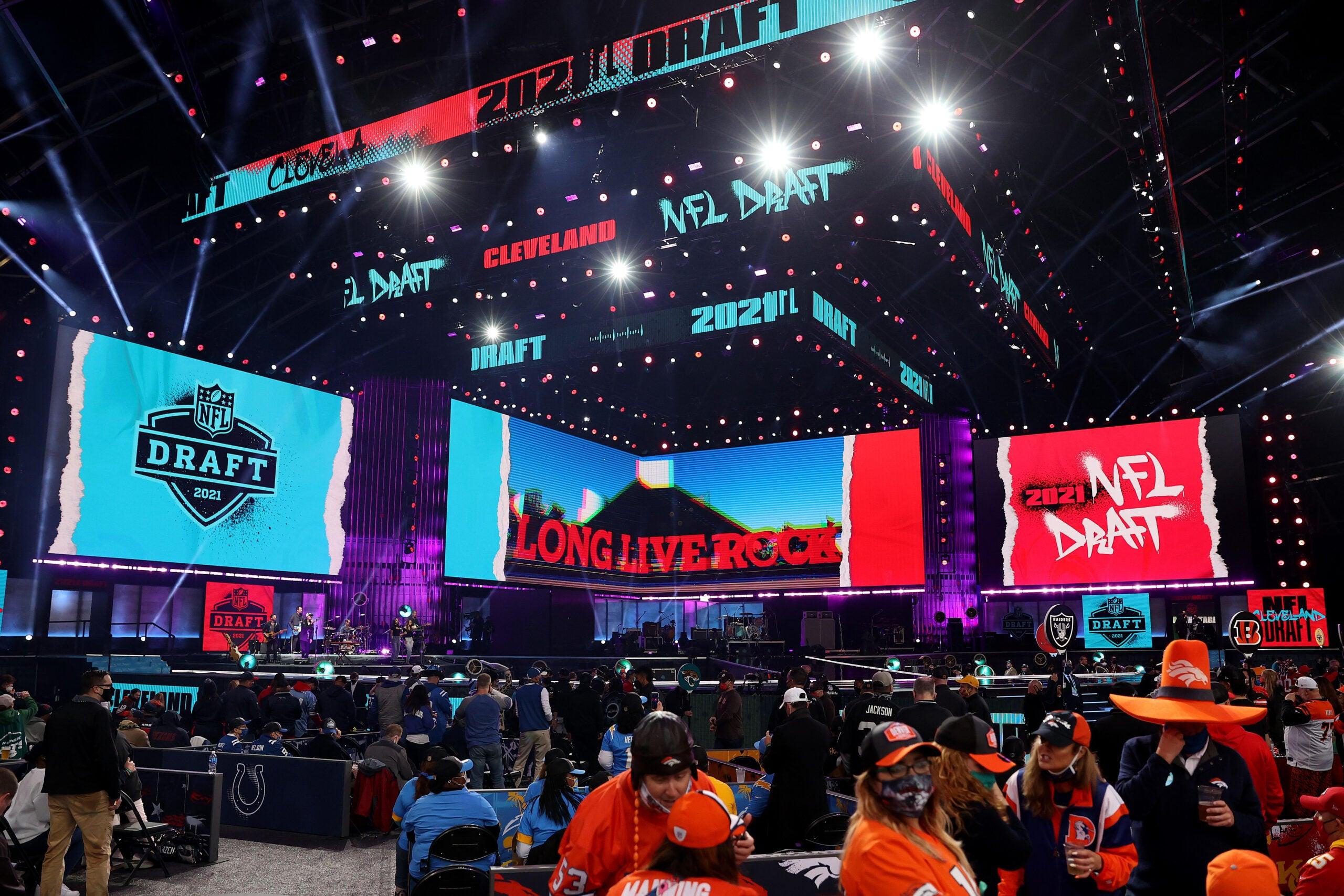 Patriots 2021 draft picks