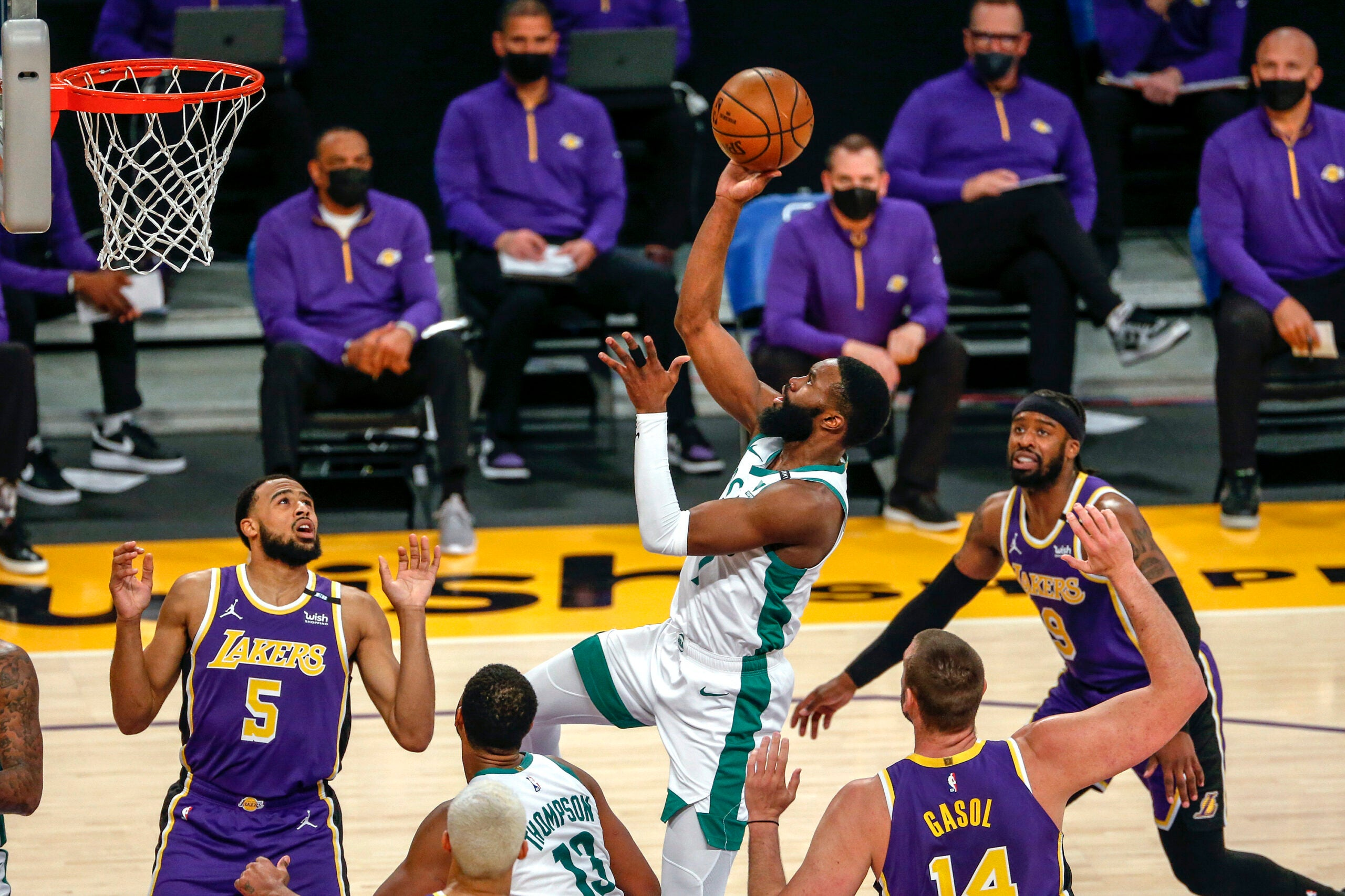Celtics Jaylen Brown