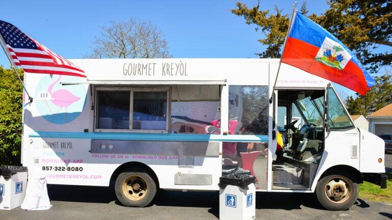 Gourmet Kreyòl food truck