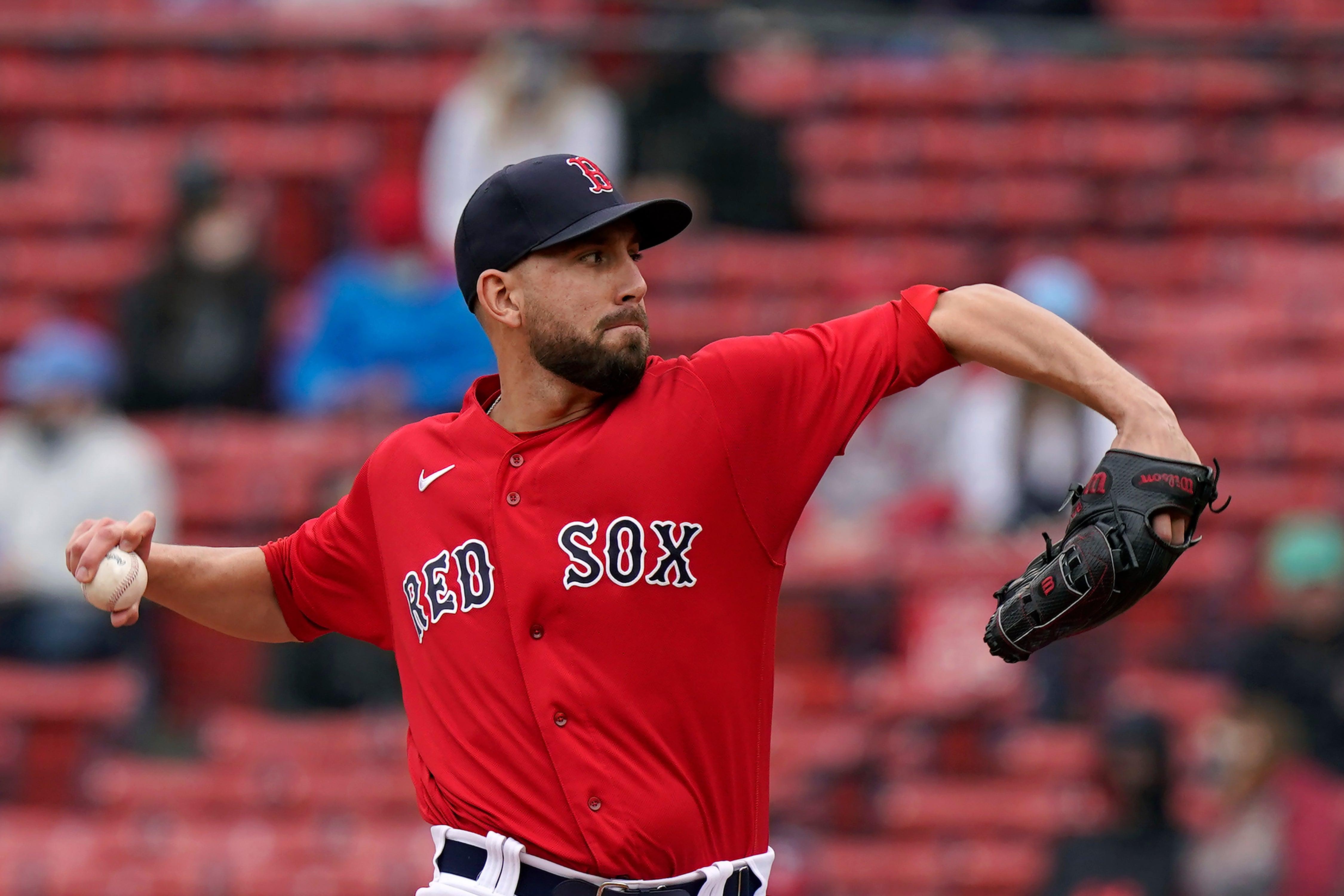 Matt Barnes Red Sox