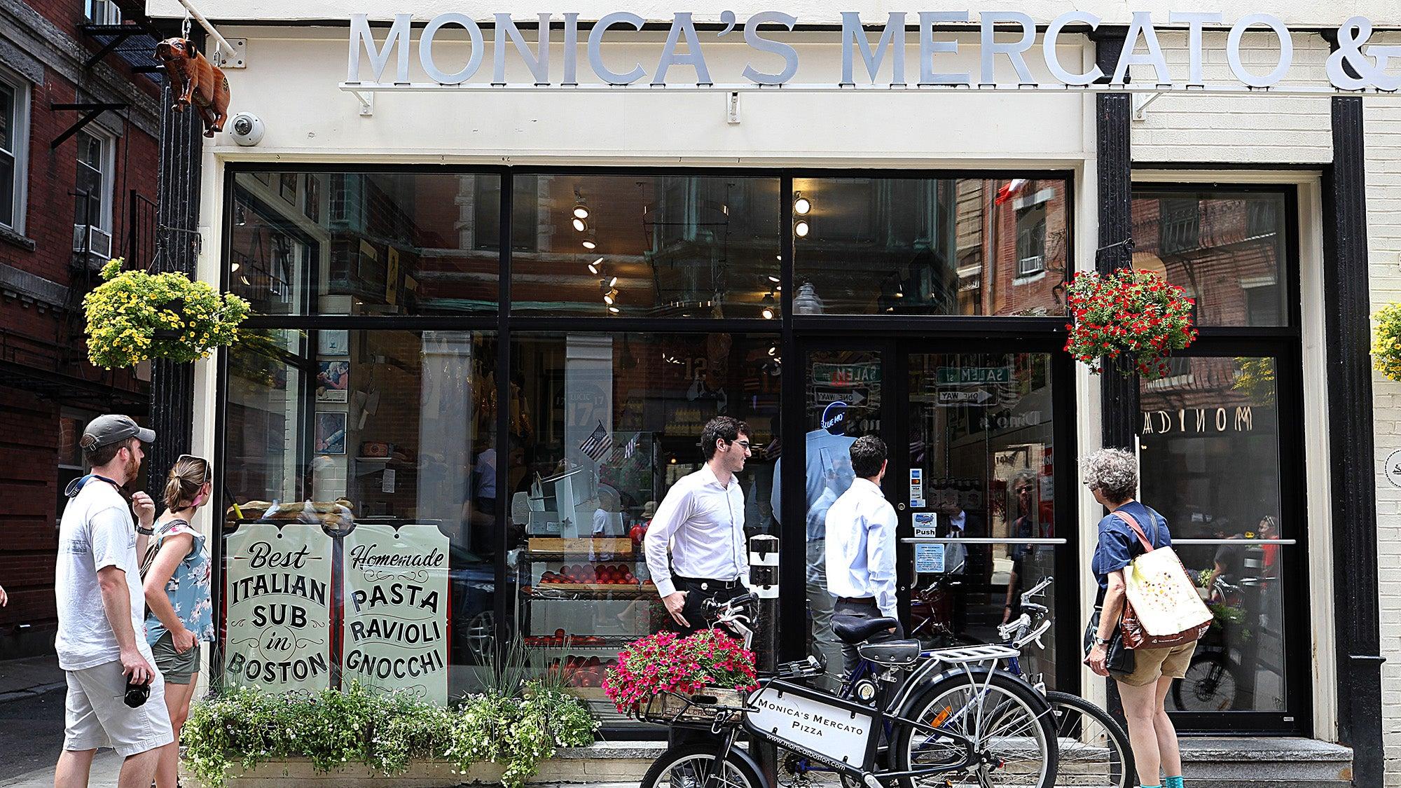 Monica's Mercato