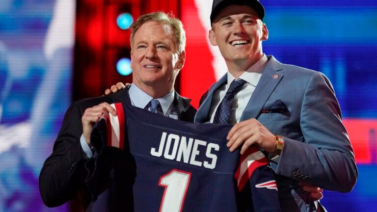 Mac Jones Patriots