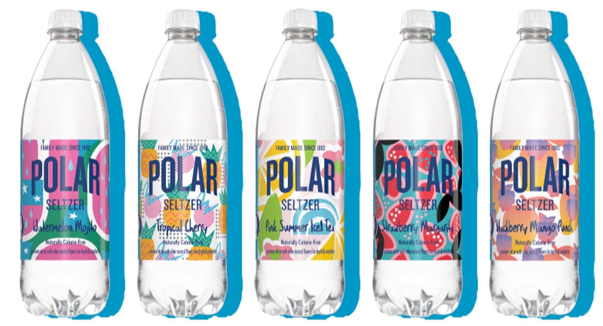 Polar Seltzer 2021 summer collection