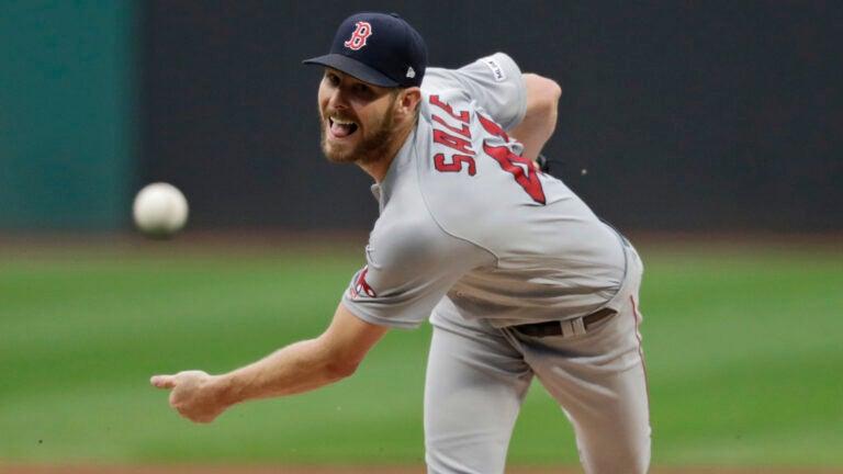 Chris Sale Red Sox