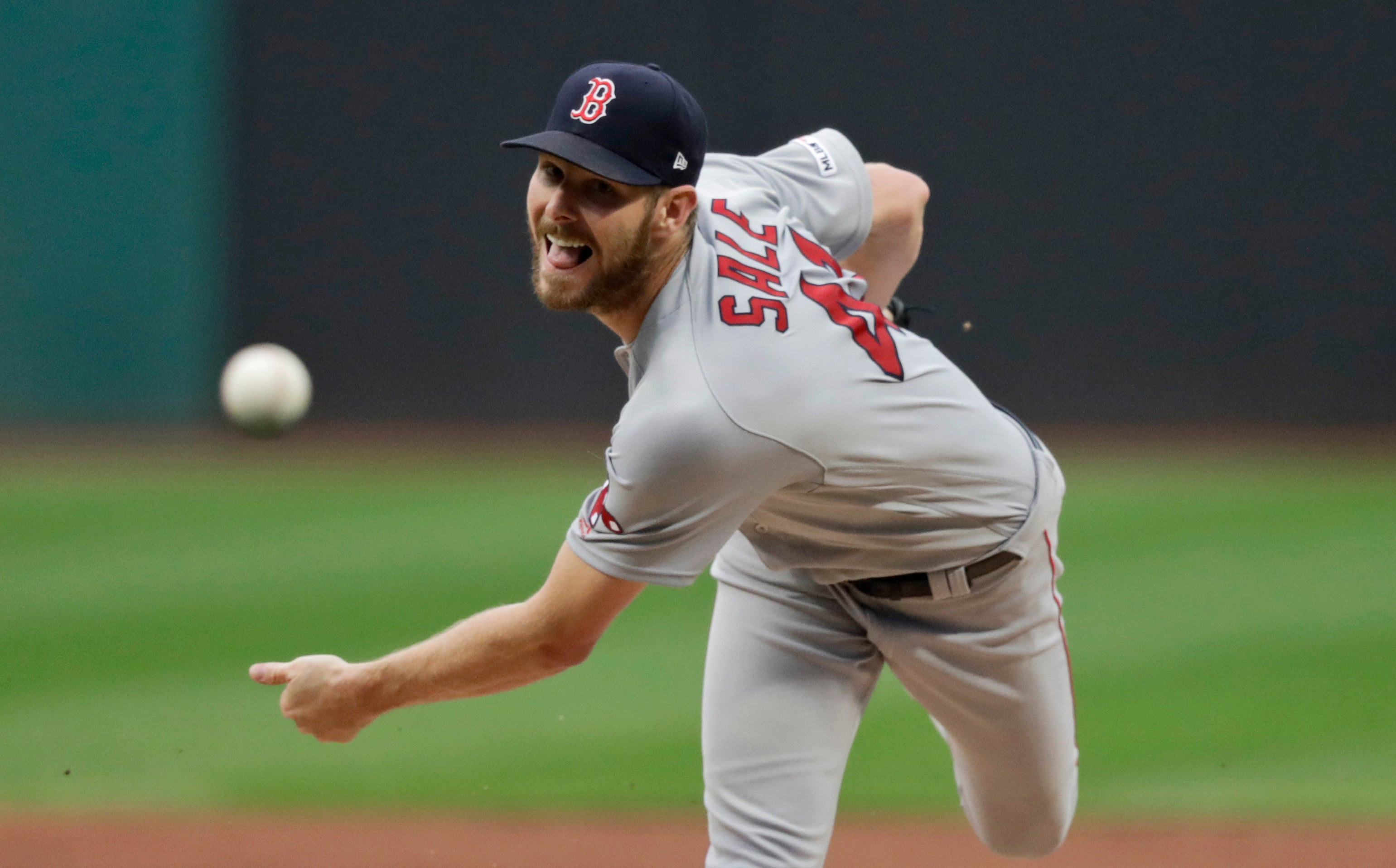 Chris Sale Red Sox