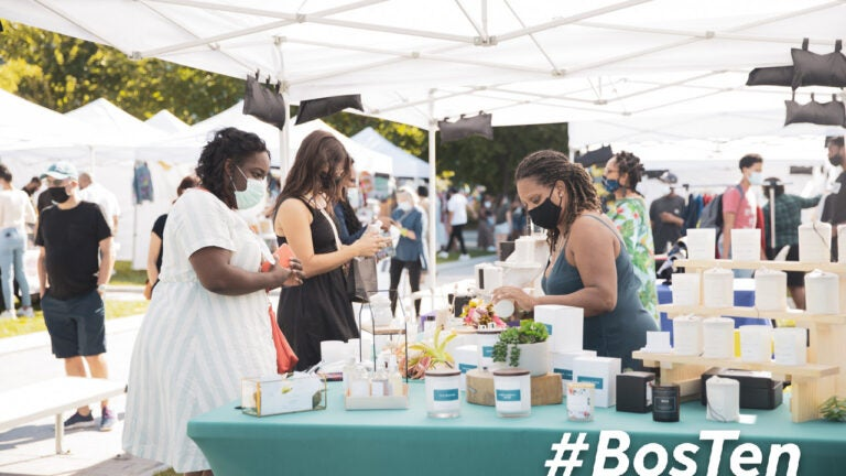 Seaport x Black Owned Bos. Market
