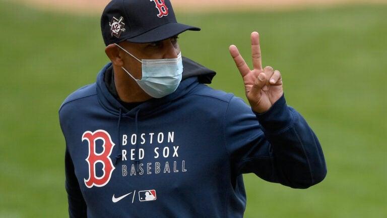 Red Sox Alex Cora