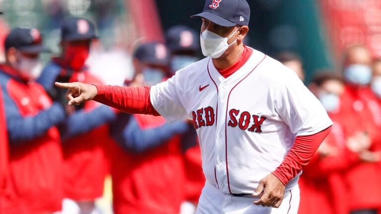 Alex Cora Red Sox