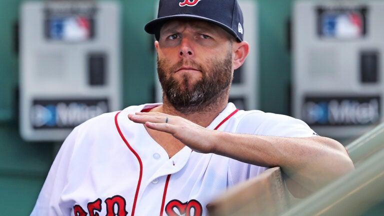 Dustin Pedroia Red Sox Jon Lester