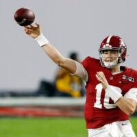 Mac Jones Patriots NFL Draft
