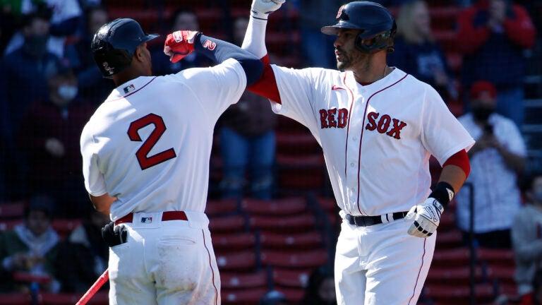 Red Sox J.D. Martinez