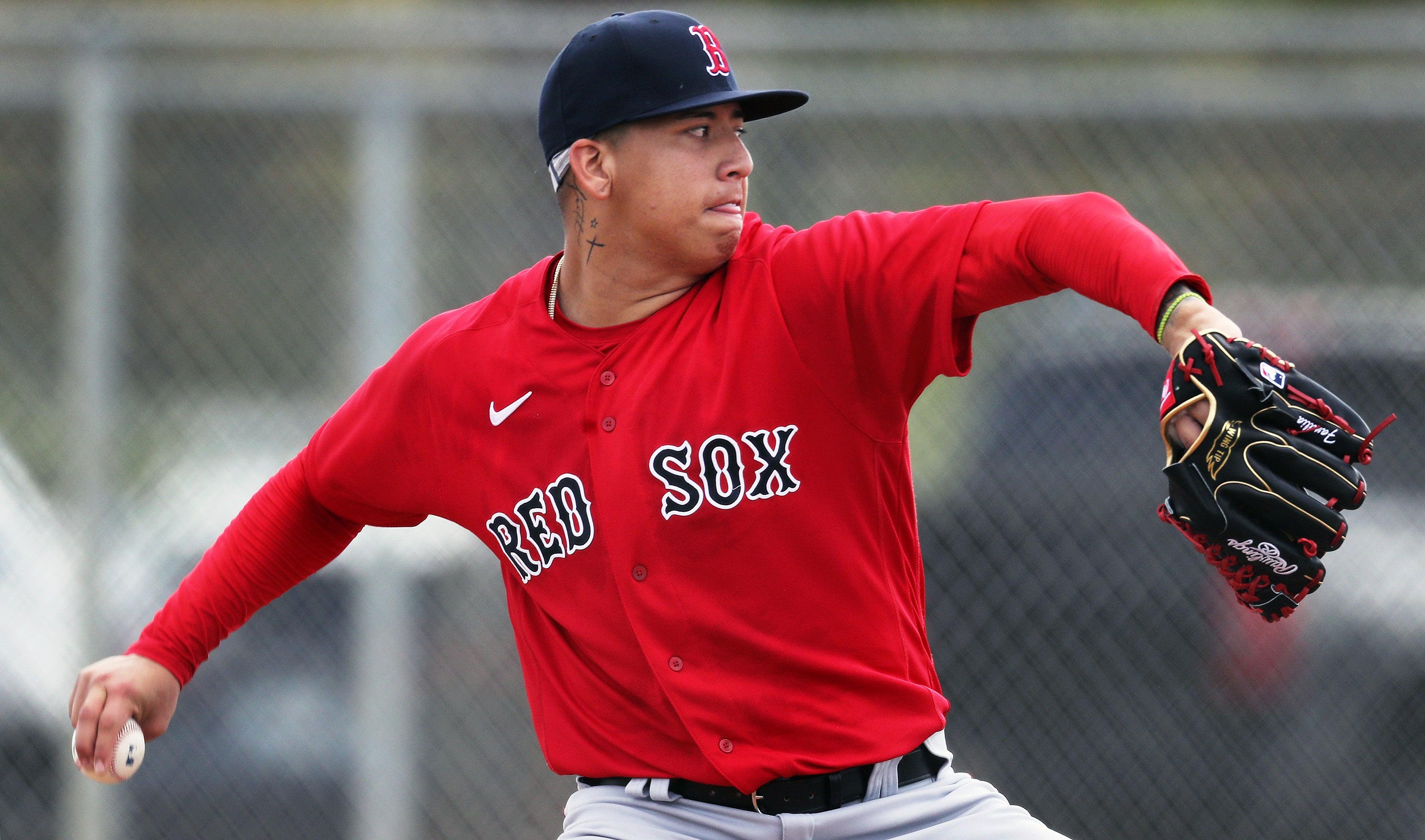 Bryan Mata Red Sox