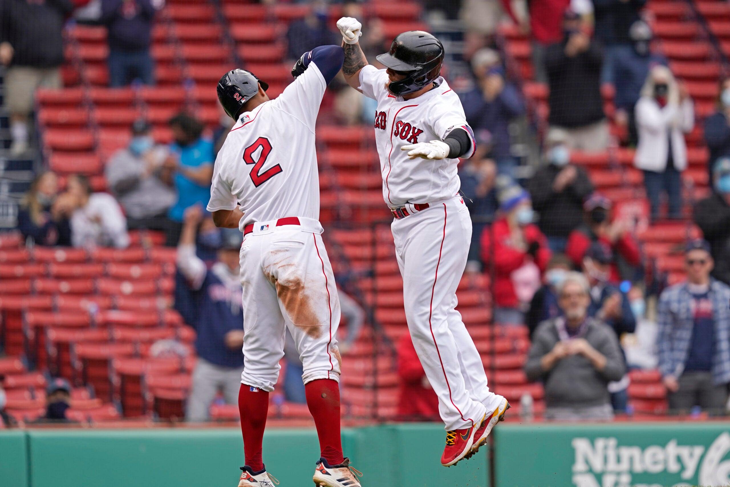 Christian Vazquez Red Sox