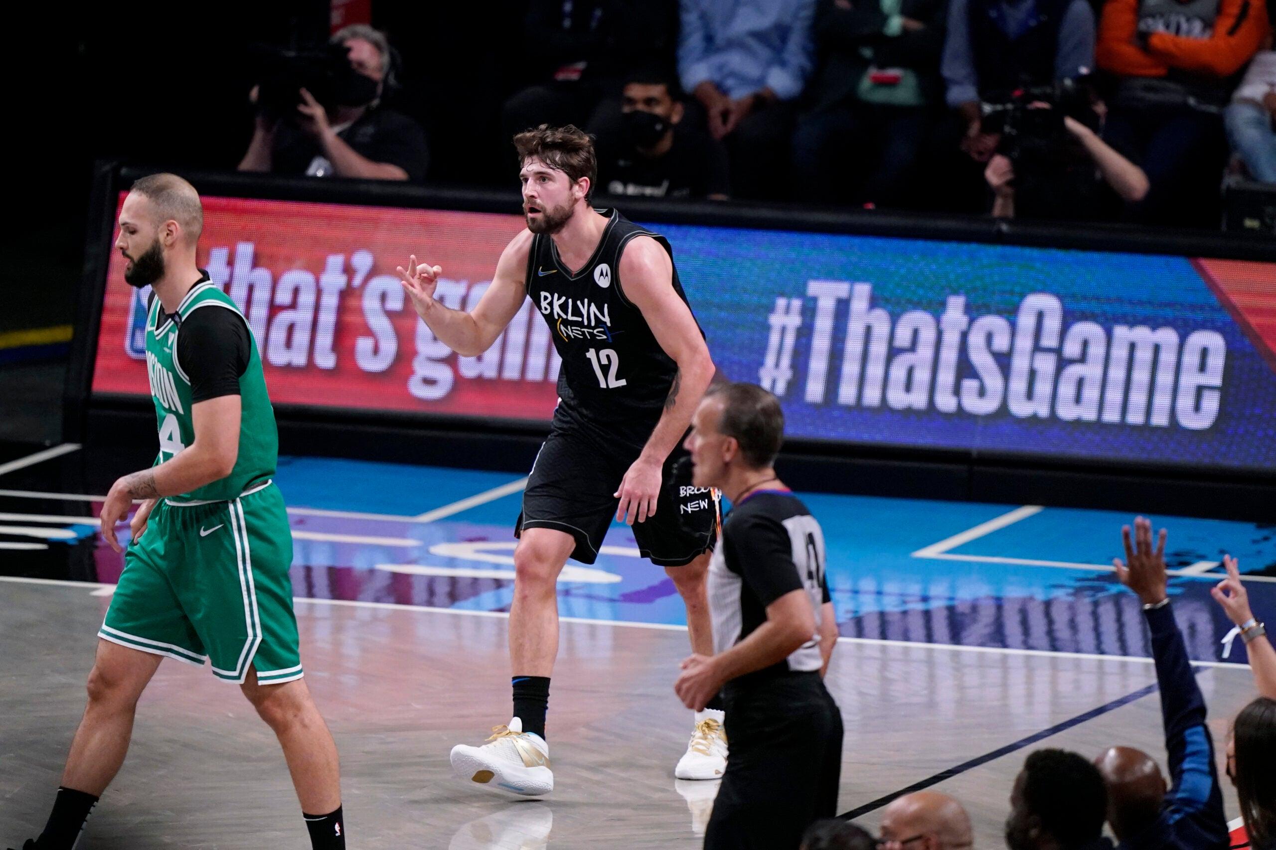 Nets-Celtics