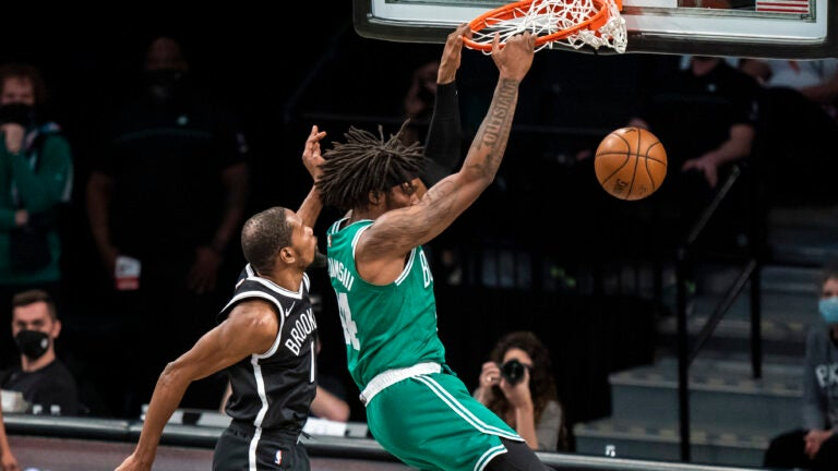 Celtics Robert Williams