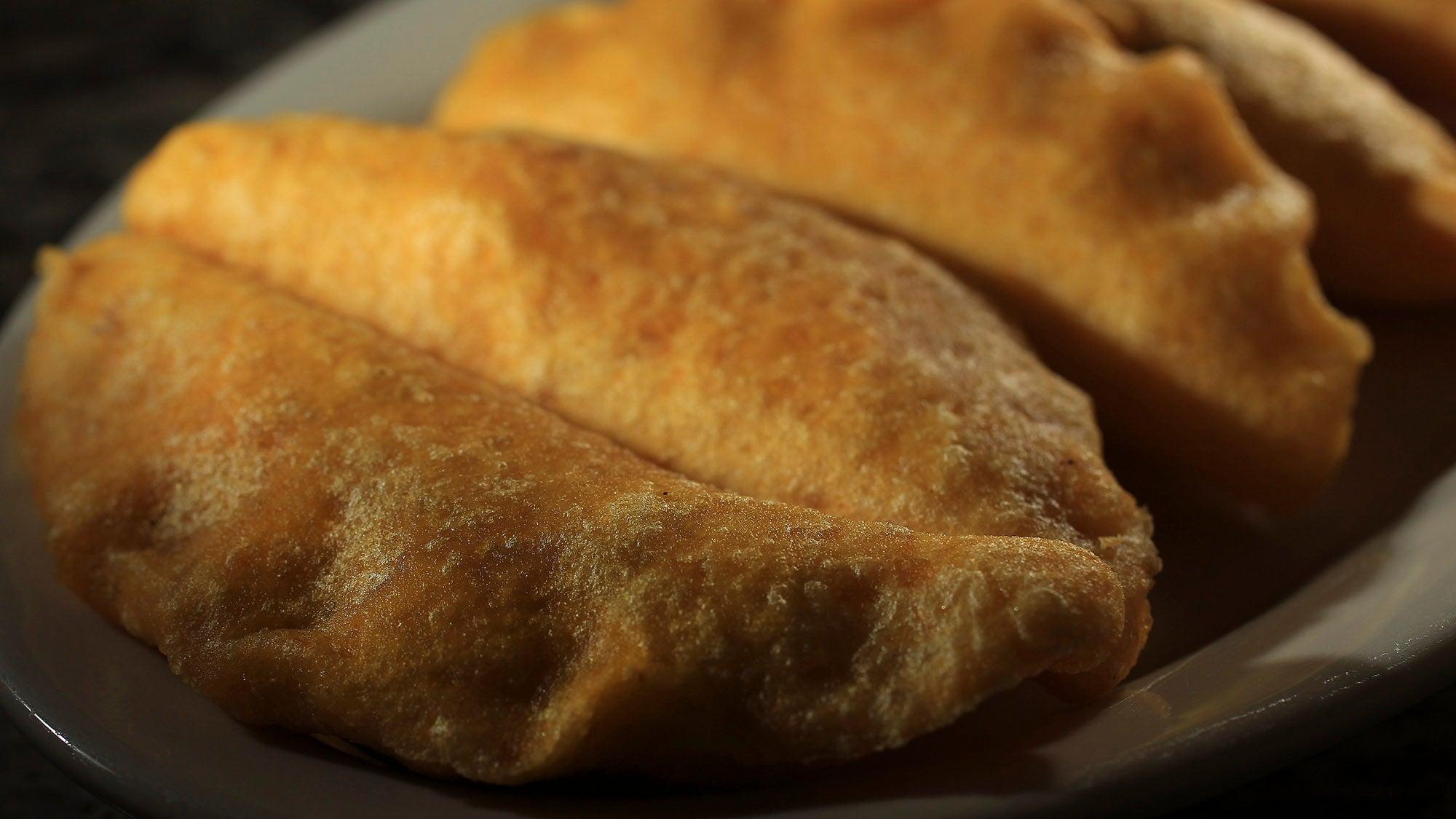 Empanadas at Mi Rancho