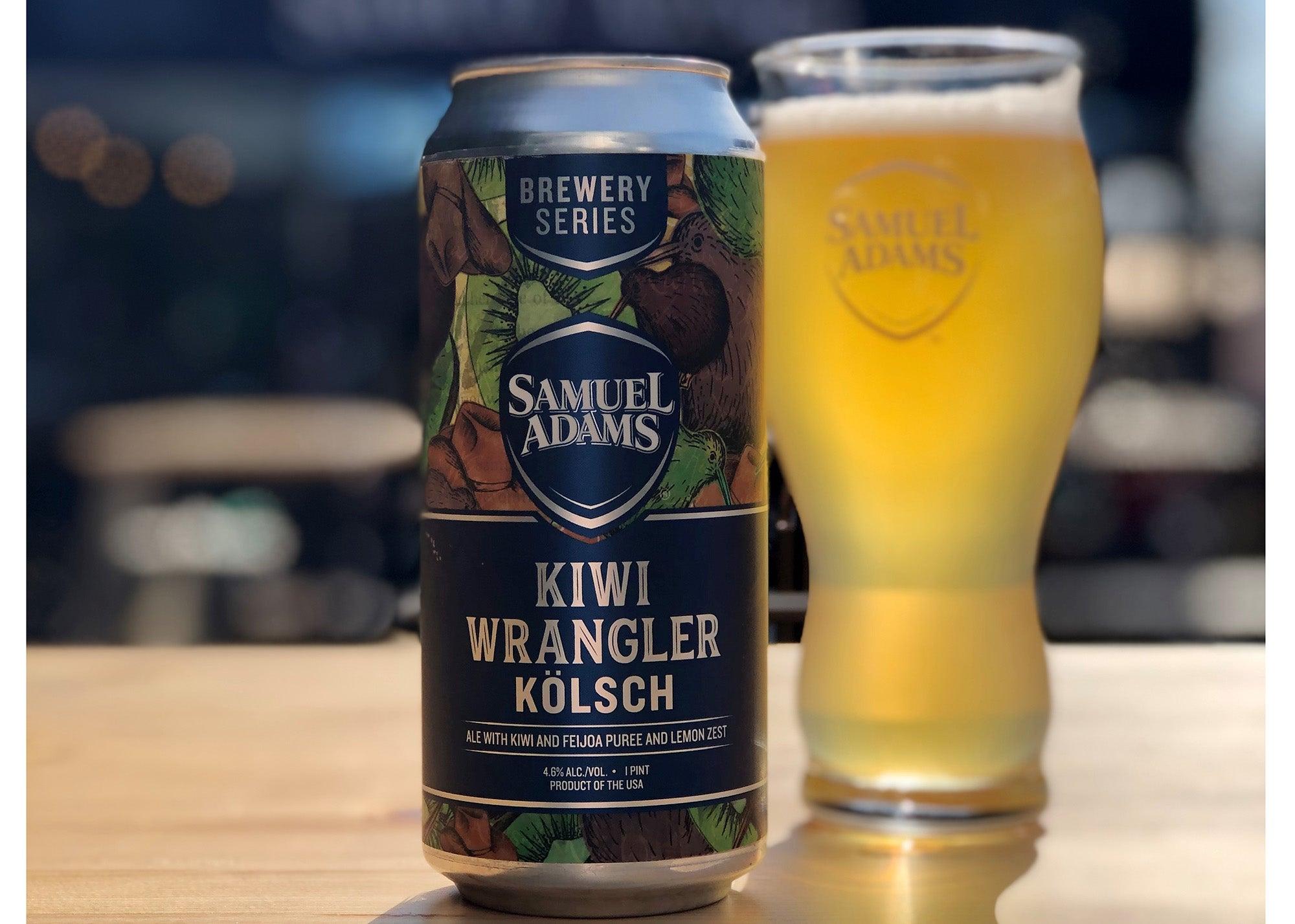 Kiwi Wrangler Kolsch